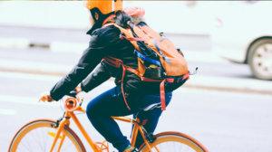 疫情提高自行车违规率日本东京警方加强取缔