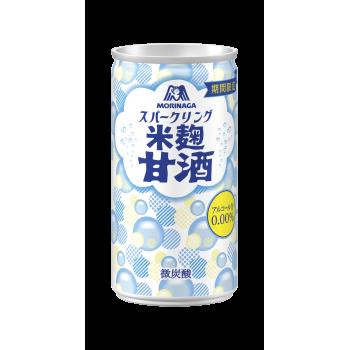 炭酸入りで飲みやすい!スパークリング米麹甘酒【連載:アキラの着目】