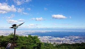 【阪急六甲站】六甲山必去私房夜景景点「天览台」