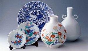 日本最早生产瓷器之地:佐贺县有田烧