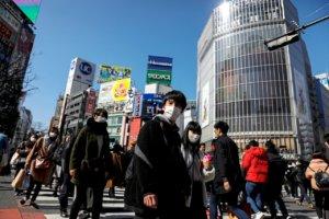 疫情改变行为94%日本人经常配戴口罩