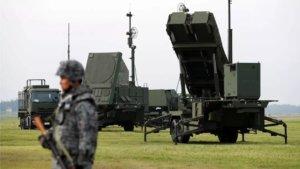 航空自卫队已在4个基地部署改良型PAC-3导弹