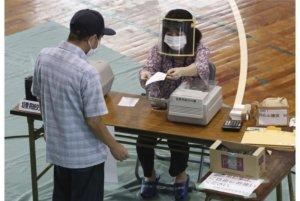 冲绳县议员选举反美军基地迁址势力获过半席次