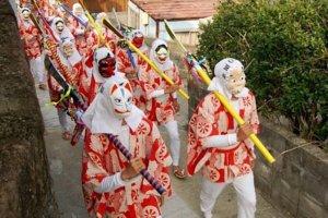 日本祭典必知!白狐文化