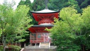 【阪急岚山站】日本绝无仅有的记忆卡御守只在「虚空藏法轮寺」
