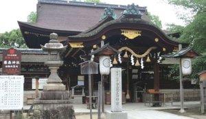 京都──【藤森神社】