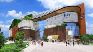 三井LaLaport购物商城百亿投资案取得建照6月底动工