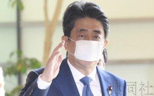 详讯:安倍内阁支持率跌至39.4%