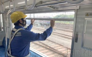 日本各铁路公司苦恼于电车防疫措施