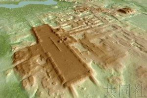 日本学者率队发现疑似最大最古老的玛雅遗址