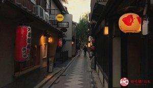 祇园、先斗町:夜间散步好浪漫