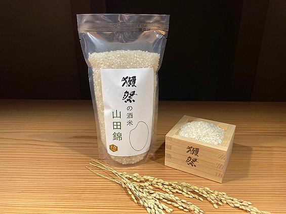 「獺祭」原料米の「山田錦」を食べて生産者を応援しよう!【連載:アキラの着目】