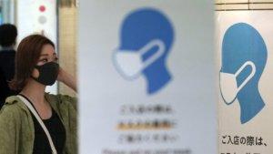 东京新增病例连6天破百日本国内累计确诊冲破2万大关