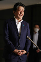 追踪安倍晋三首相(29日)