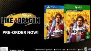 《人中之龙7 光与暗的去向》春日一番勇者之路再启,PS5版发售决定