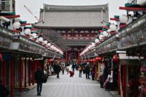 6月访日外国游客仅2600人 上半年同比减少76%