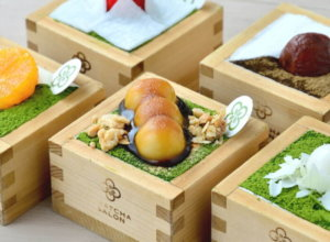 OMATCHA SALON—日式酱油团子黄豆粉生提拉米苏