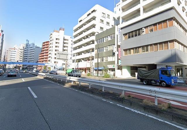 中目黒(駒沢通り)