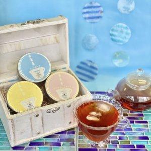 神户红茶最新伯爵茶上市超美七色试饮组你喝过吗?!