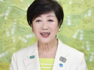 东京都知事选举小池百合子得票率约6成