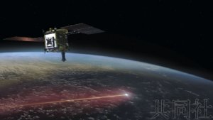"""""""隼鸟2号""""12月将把小行星岩石样本投落至地球"""