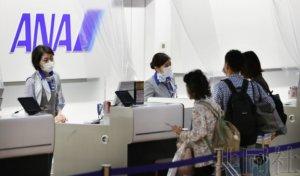 """羽田机场国内航线""""重启"""" 航班减少率恢复至5成"""