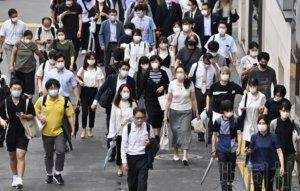 详讯:东京新增新冠感染者102人 连续五天三位数