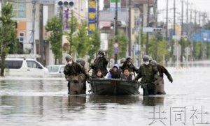 九州各地暴雨灾情升级 已致逾50人死亡