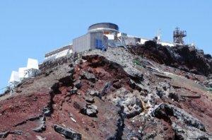 富士山顶观测所因疫情面临危机 管理方募集捐款