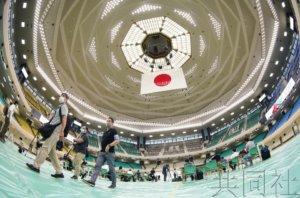 日本武道馆扩改建竣工 为奥运提升安全性能