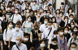 详讯:日本新增新冠感染者逾1200人 遍布全国