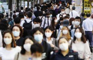 """要求日本政府修改""""Go To""""项目的意见增多"""