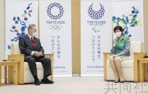 小池与奥组委主席会谈 拟设立新冠对策会议