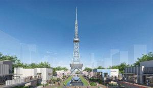名古屋新观光景点把公园和商店合体了!RAYARD久屋大通公园9月开幕