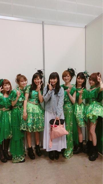 中川翔子 オフィシャルブログ「モーニング娘。最強最高」から引用