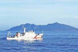 中国公务船连续80天驶入尖阁海域