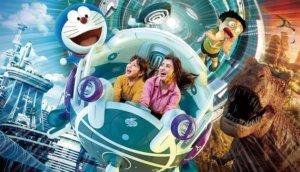 哆啦A梦热潮在大阪环球影城持续中!「STAND BY ME 哆啦A梦2」XR Ride活动期间限定登场