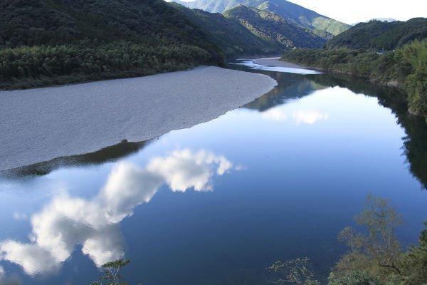 日本最后的清流 四万十川