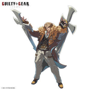 《Guilty Gear -Strive-》新参战「名残雪」&「里欧」最新画面公开,PS5版推出决定
