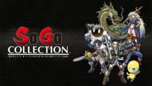 《复活邪神》GB版三部曲最新同梱合辑《Sa・Ga Collection》Switch推出决定