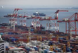 日本出口连五月双位数衰退