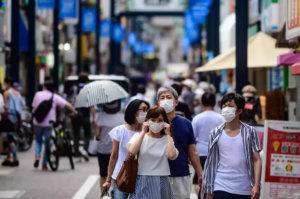 冲绳疫情升温每10万人新增确诊数居日本之冠