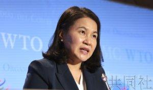 专访:WTO总干事韩国候选人俞明希期待日本支持