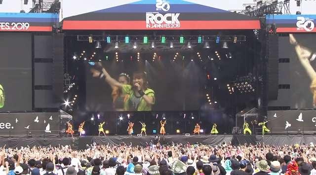 今年開催中止も「ROCK IN JAPAN FESTIVAL 2019」のモー娘。を観て憂さ晴らし!【連載:アキラの着目】