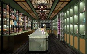 甜点迷的京都景点又加一!马卡龙代表「LADUREE」伴手礼店、咖啡厅新开幕!