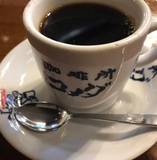 名古屋KOMEDA珈琲隐藏地图「梦幻元祖系分店」你去过吗?不在官网的秘密个性小店