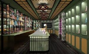 当和果子遇见马卡龙「Ladurée」京都祇园店就是要给你最特别的款待