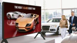 业界最大!夏普推出120吋8K液晶显示器