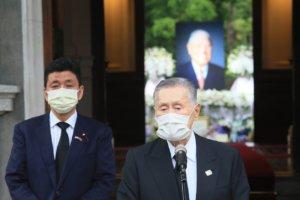 详讯:日本跨党派团体拟派森喜朗访问台湾