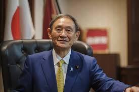 菅义伟任日本新首相习发贺电